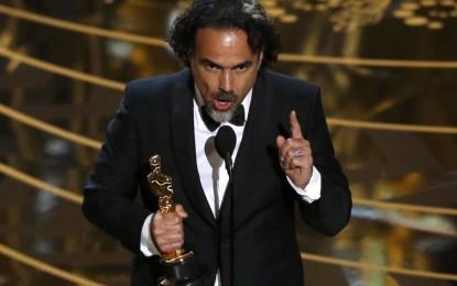 González Iñárritu gana Oscar como mejor director de 2015