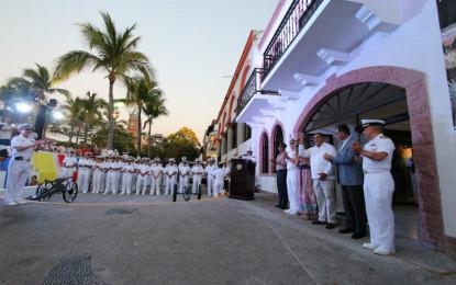 Cinco siglos de historia en el Museo Naval México Vallarta