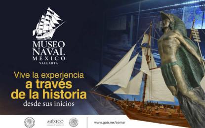 Abre sus puertas el Museo Naval México Vallarta