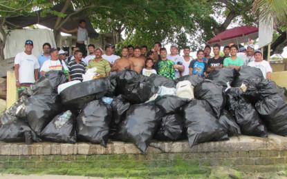 Brigada RLP de Riviera Nayarit llega a Cocodrilario El Cora