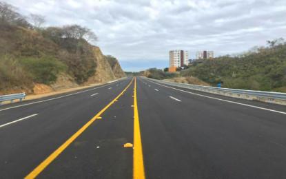 Inauguran carretera La Cruz de Huanacaxtle-Punta Mita