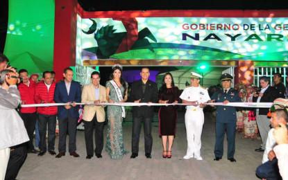 Seguridad y diversión en la Feria Nayarit 2016