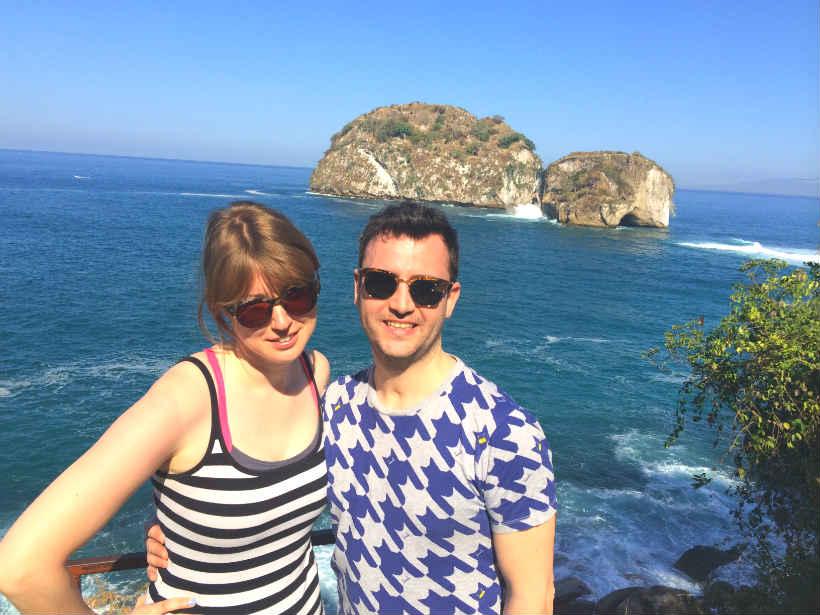 Puerto Vallarta y RN en la revista Marie Claire UK