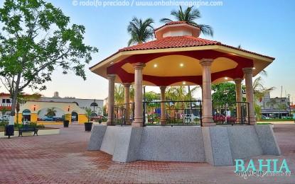 Entregan primera etapa de la Plaza Pública de Rincón de Guayabitos