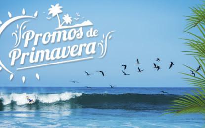 Lanza Riviera Nayarit promociones de Primavera