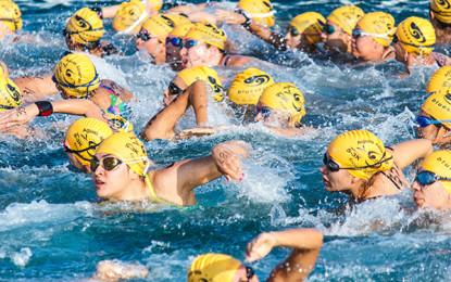 Invitan al 6° Torneo de Aguas Abiertas Nado Seguro 3-5K
