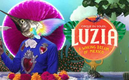 LUZIA, nuevo show del Cirque Du Soleil inspirado en México