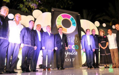 Jalisco pasa estafeta del Tianguis Turístico a Guerrero