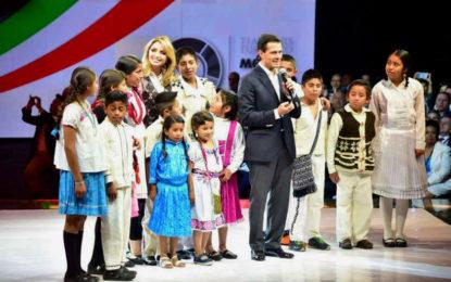 Peña Nieto inaugura Tianguis Turístico; destaca potencial del sector