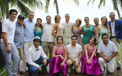 Puerto Vallarta convertido en un set de filmación con la cinta ¡Cómo va!