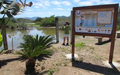 Crean Rutas de Observación de Aves en Lo de Marcos