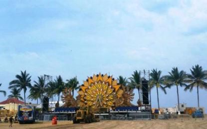 Todo listo para el Corona Sunsets Festival Riviera Nayarit