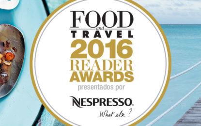 Nomina a Riviera Nayarit en los F&T y gana un viaje a Tailandia