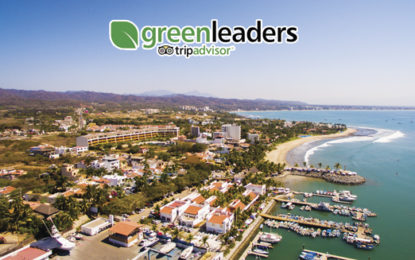 Condecora TripAdvisor a hoteles GreenLeaders™ de Riviera Nayarit