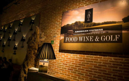 Anuncian el Mayakoba Masters of Food, Wine & Golf