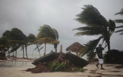 Afectarán a costas mexicanas 15 huracanes y 15 tormentas