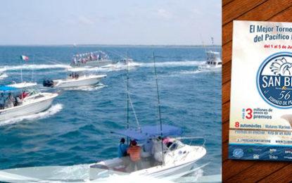 Anuncian el 56° Torneo Internacional de Pesca Deportiva San Blas