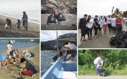 Celebra 2° Aniversario la Red de Limpieza de Playas