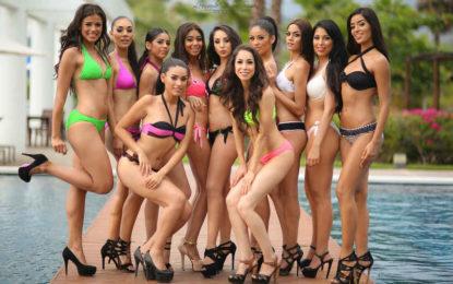 Aspirantes a NBN 2016 Posaron en Bikini en la Riviera Nayarit