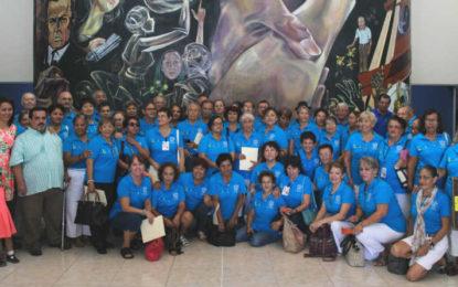 Concluye cursos la cuarta generación de adultos mayores del SUAM