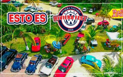 Ya viene el V Riviera Fest VW en La Cruz de Huanacaxtle