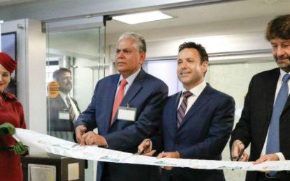 Inaugura Alitalia ruta entre Roma y CDMX