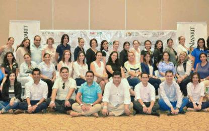 Certifican a especialistas en Turismo de Reuniones en Riviera Nayarit