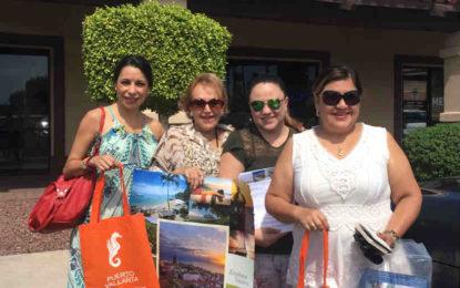Puerto Vallarta realiza caravana de verano por Arizona