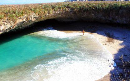 Apertura de la Playa del Amor será gradual y determinada por estudios: Profepa