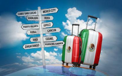 A la alza, México celebra el Día Mundial del Turismo