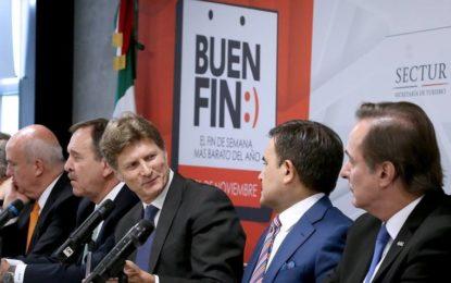 """Se suma """"Viajemos Todos por México"""" al Buen Fin"""