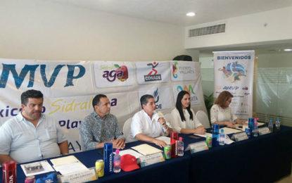 Listo, Abierto Mexicano de Voleibol de Playa en Puerto Vallarta