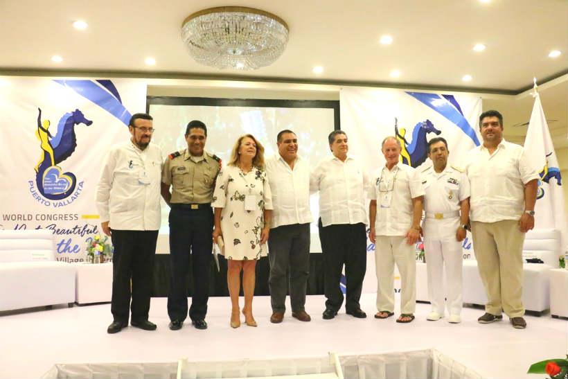 Inauguran trabajos del XII Congreso de las Bahías Más Bellas del Mundo