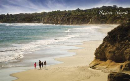 El Top 5 de playas seguras para niños en Riviera Nayarit