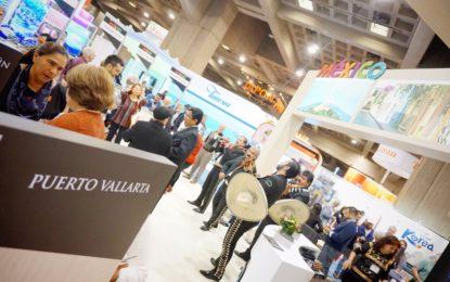 Efectiva promoción de Puerto Vallarta en la Feria SITV de Montreal