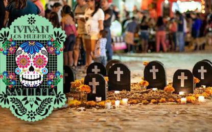 Sayulita invita a su 5° Festival del Día de Muertos