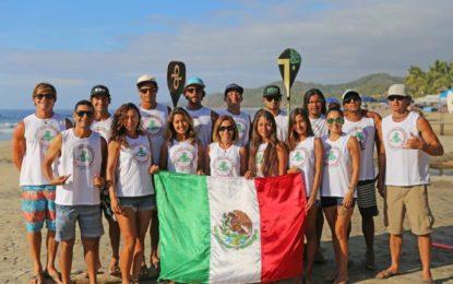 Apoya a la Selección Mexicana de SUP en su camino a Fiji 2016