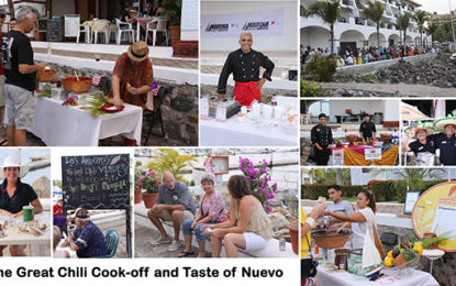 Invitan al 16° Chili Cook-Off & 4° Taste Of Nuevo Vallarta