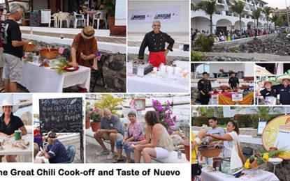 Invitan al 16° Chili Cook-Off & 4° Taste Of Nuevo Vallarta