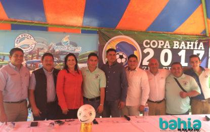 3ra. Copa Bahía 2017 impulsa a los nuevos talentos