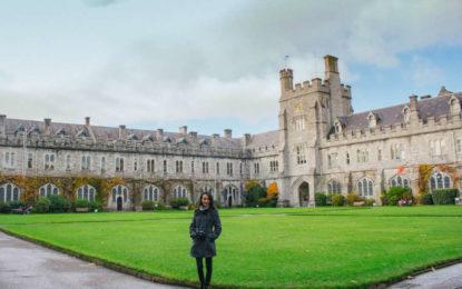 Estudiantes del CUCosta participan en festival de cine en Irlanda