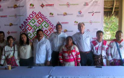 1ra. Expo Comercial y Cultural Pueblo Wixarika Nayarit 2016