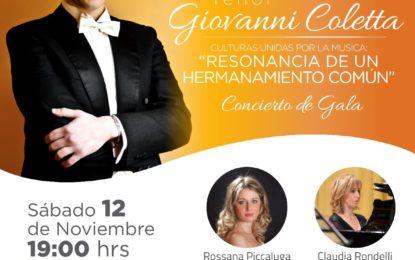 Vallarta vivirá una noche italiana con dos magníficos conciertos