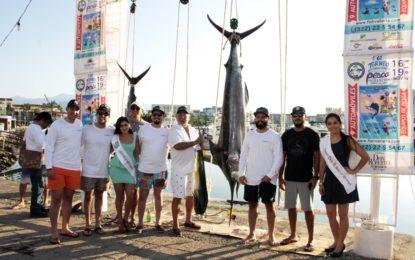 Con triunfo de Calypso, Oscar's Chito's Team y La Cindy termina el 61 Torneo de Pesca