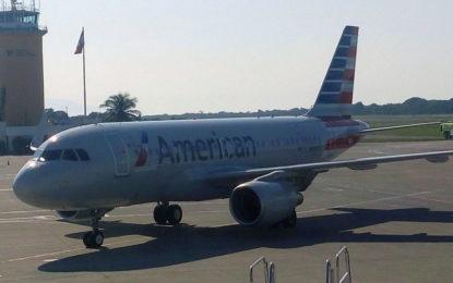American Airlines aterriza desde Los Ángeles a Puerto Vallarta-Riviera Nayarit