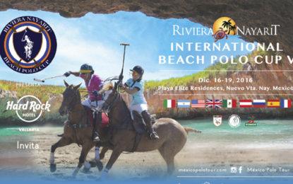 Regresa la Copa Internacional de Polo a Riviera Nayarit