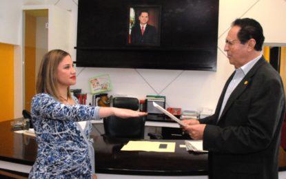 Norma Fernández, nueva Secretaria de Turismo estatal