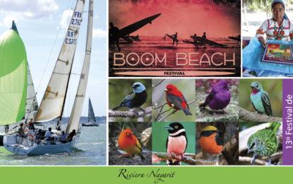 Riviera Nayarit iniciará el 2017 con eventos artísticos, deportivos y culturales