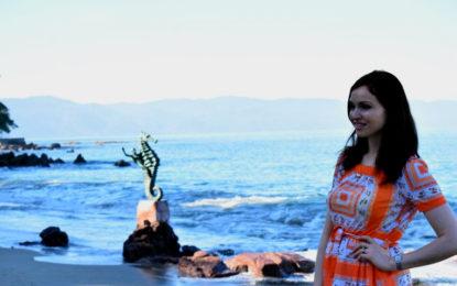 Sophie Ellis Bextor muestra la belleza de Puerto Vallarta