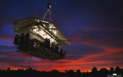 En Puerto Vallarta ya es posible «cenar en el cielo»